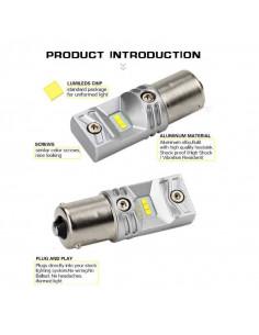 HONDA CR-Z LAMPADA LED H8...