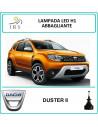 Dacia Duster lampade led h1 abbaglianti 16000 lm canbus