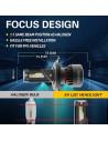 Lampade Led Auto per anabbaglianti H7 20.000 lumen Fari Luce Bianca
