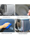 Cera nanotecnologia per protezione esterno auto