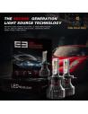 Opel Agila b luci led h4 abbaglianti-anab. 16000 lm 60 w canbus
