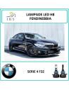 lampade led h8 canbus fendinebbia 16000 lumen BMW serie 4 f32