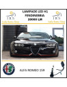 Kit lampade led H1 serie f3 fendinebbia 20000 lm