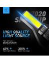 Lampade T10 per interno auto confezione da 10 lampade