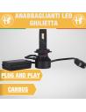 Anabbaglianti LED alfa romeo giulietta abbaglianti 20000 lumen