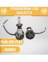 fendinebbia led alfa romeo giulietta