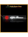 griglia led logo alfa romeo