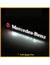 mercedes benz led griglia
