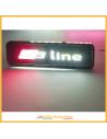 RS LINE LED GRIGLIA CON LOGO