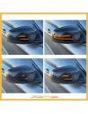 Frecce dinamiche Mercedes-Benz GLK