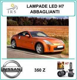 NISSAN 350Z LAMPADE LED H7...