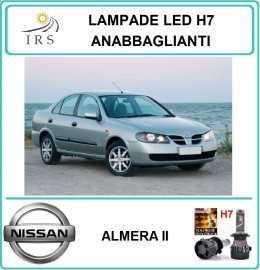 NISSAN ALMERA II LAMPADE...