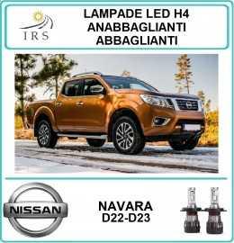 NISSAN NAVARA LAMPADE LED...