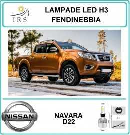 NISSAN NAVARA D22 LAMPADE...