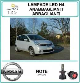 NISSAN NOTE I 2006-12...
