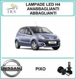 NISSAN PIXO LAMPADE LED H4...