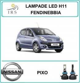 NISSAN PIXO LAMPADE LED H11...