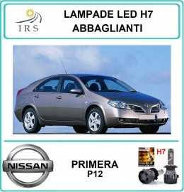 NISSAN PRIMERA P12 LAMPADE...