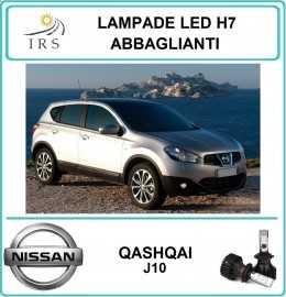 NISSAN QASHQAI J10 LAMPADE...