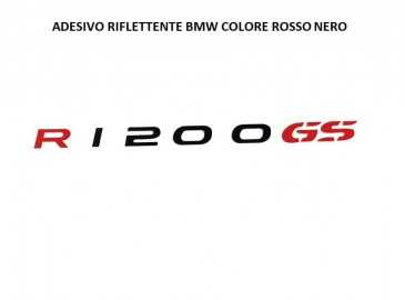 BMW R1200GS ADESIVI SCRITTA...
