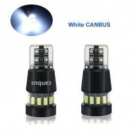 LUCI LED T10 W5W CANBUS 18 LED
