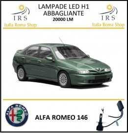 ALFA ROMEO 146 LAMPADE LED...