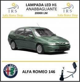 ALFA ROMEO 146 LAMPADINE...