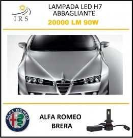 ALFA ROMEO BRERA LAMPADE...