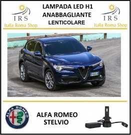 ALFA ROMEO STELVIO LAMPADE...