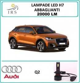 COPPIA LAMPADE LED H7...