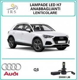 LUCI LED H7 PER AUDI Q3...