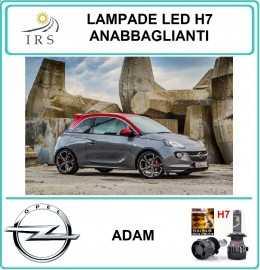 OPEL ADAM LAMPADE LED H7...