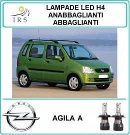 OPEL AGILA A LAMPADINE LED...
