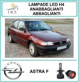 OPEL ASTRA F LAMPADE LED H4...