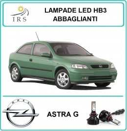 OPEL ASTRA G LAMPADE LED...