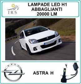 OPEL ASTRA H LAMPADINE LED...