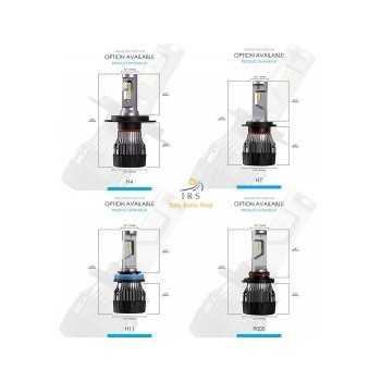 COPPIA LAMPADE LED H11 PER...
