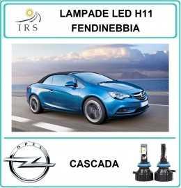 OPEL CASCADA LUCI LED H11...