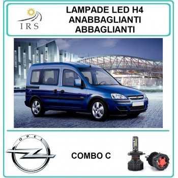 OPEL COMBO C LUCI LED H4...