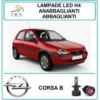 OPEL CORSA B LAMPADINE LED...