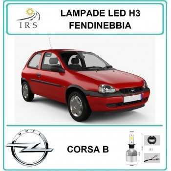 LUCI LED H3 OPEL CORSA B...