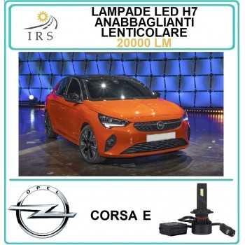 LUCI LED H7 OPEL CORSA E...