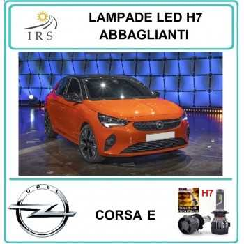OPEL CORSA E LAMPADE LED H7...