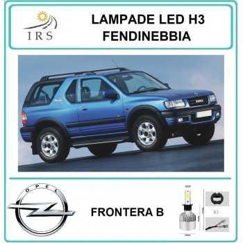 OPEL FRONTERA B LAMPADINE...