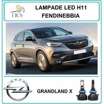 OPEL GRANDLAND X LUCI LED...