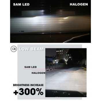 9012 HIR2 LUCI LED PER FARO...
