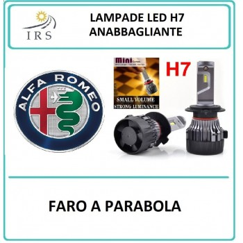 LAMPADINE LED H7 MINI...