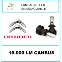H7 LUCI LED AUTO CITROEN...