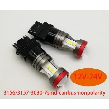 T25 3157 LAMPADA LED PER...