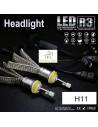 H11 modello r3 luci led auto ml-cree xhp 50